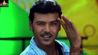 Style Movie Lawrence Convinsing Hotel Manager | Telugu Movie Scenes | Sri Balaji Video - SRIBALAJIMOVIES