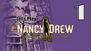 Nancy Drew 4: Treasure in the Royal Tower [01] w/YourGibs - CASTLE SKI RESORT - OPENING - Part 1