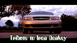 Royalty FreeRetro:Tribute to Iron Donkey