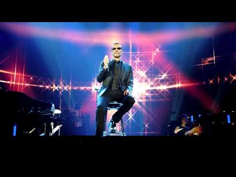 George Michael (You have been loved) Symphonica Tour @ Jyske Bank Boxen Herning 02.09.2011