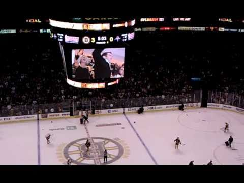 Milan Lucic's  First ever natural &quot;Hat Trick&quot;  11.18.2010