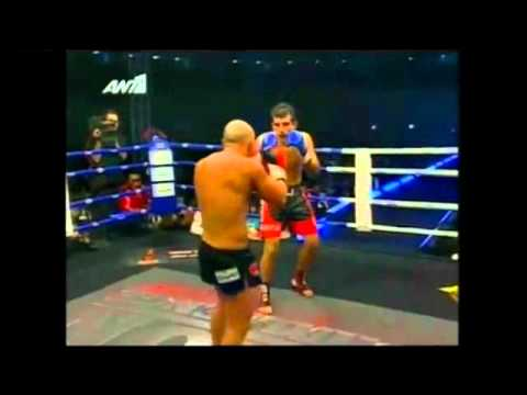 Iron Mike Zambidis vs Ali Gunyar (Greece-Turkey) Iron Challenge 2011