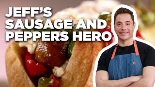 Jeff's Sausage and Peppers Hero | Food Network - FOODNETWORKTV