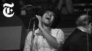 Remembering Aretha Franklin | NYT News - THENEWYORKTIMES