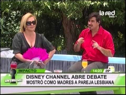 La polémica de Disney Channel por pareja de madres lesbianas en serie de TV