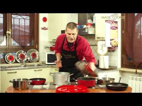 32 - Dario Vi presenta due novità in casa Magic Cooker il Quadrato e ....