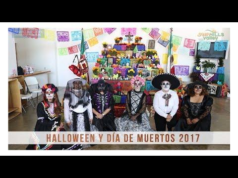 Halloween y Día de Muertos 2017