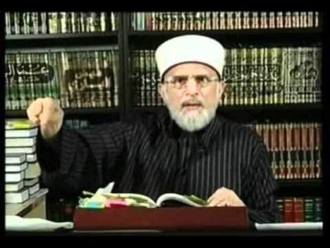 Dr Tahir-ul-Qadri's reply to DR ASHRAF ASIF JALALI ||| What is Blasphemy Law (Gustakh e Rasool Kon?