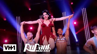 The Final Four Perform 'American' | RuPaul's Drag Race Season 10 - VH1