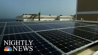 Almost 80 Percent Of Puerto Rico Still Without Power | NBC Nightly News - NBCNEWS