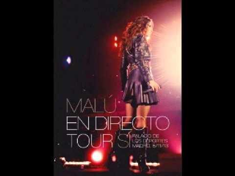 Malú Feat Rosario Flores- Desaparecer (En vivo-Tour Si)