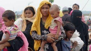 An unprecedented humanitarian crisis unfolding in Bangladesh: Part 1 - ABCNEWS