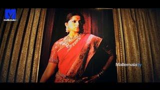 Arundathi Is Jejamma scene from Arundathi movie - MALLEMALATV