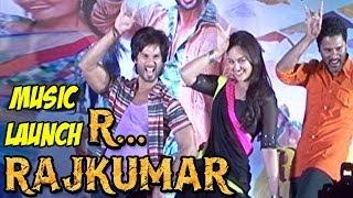 R Rajkumar - Music Launch | Sonakshi Sinha, Shahid Kapoor, Sonu Sood & Prabhu Dheva