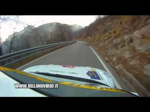 RONDE LEONI 2012: FIOCCO - GASPARI PEUGEOT 306 MAXI