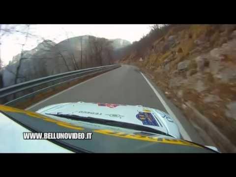 RONDE LEONI 2012: FIOCCO - GASPARI PEUGEOT 306 MAXI