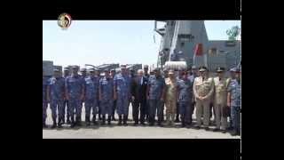 بالفيديو.. القوات المسلحة المصرية والبحرينية تتدربان بالقرب من الحدود الإيرانية