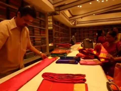 Saree selection video guide for men - part 12 (Last)