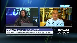 Why should taxpayers fund Zuma's legal troubles? - ABNDIGITAL