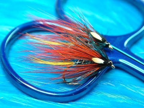 Tying the Welsh Thunder with Davie McPhail.