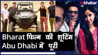 Bharat Movie Has Wrapped Shooting in Abu Dhabi Desert; Bharat फिल्म की शूटिंग Abu Dhabi में पूरी - ITVNEWSINDIA