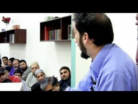 """I am Bad""...FUNNY Br. Nouman Ali Khan..."