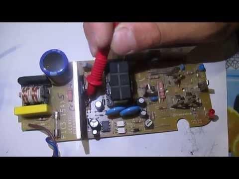 Как сделать зарядку из зарядки шуруповерта