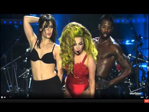 sexxx dreams lady gaga roselandB