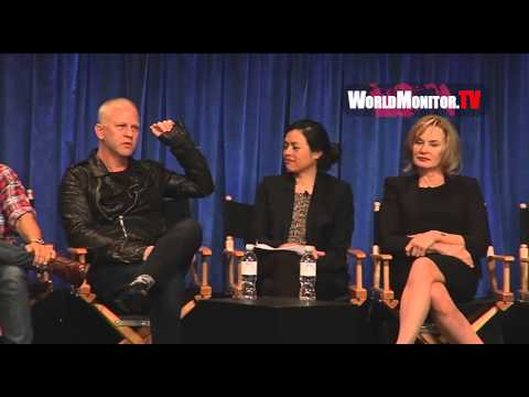 'American Horror Story: Asylum' Cast Panel at PaleyFest 2013
