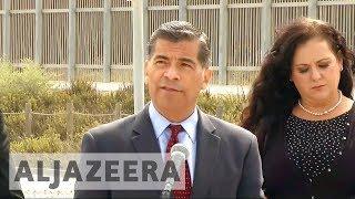California to sue Trump administration over US-Mexico border wall plan - ALJAZEERAENGLISH