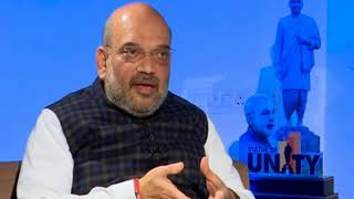 BJP President Amit Shah speaks in an interview with NewsX over Congress' credibility in Gujarat - NEWSXLIVE