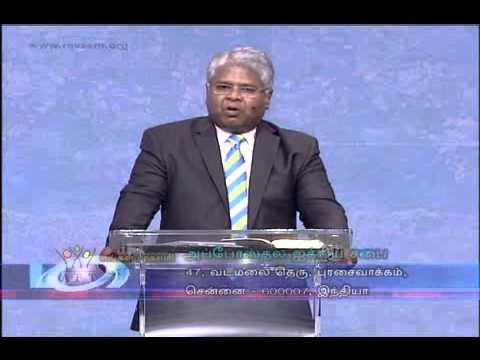 Easter Special Service (TAMIL) - Pastor Sam Chelladurai - 20 April 2014