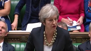 Theresa May expected to make statement on Brexit - WASHINGTONPOST