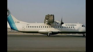 In Graphics:  Iranian plane crash with more than 50 passengers - ABPNEWSTV