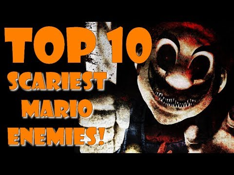 Top 10 Reasons Why Mario Is Not A Hero - VidoEmo - Emotional Video Unity