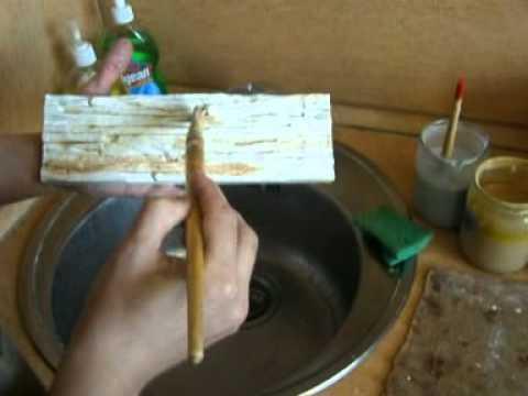 Как покрасить камень в домашних условиях