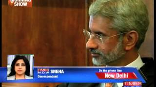 Foreign Secretary talks: Congress targets Modi government - TIMESNOWONLINE