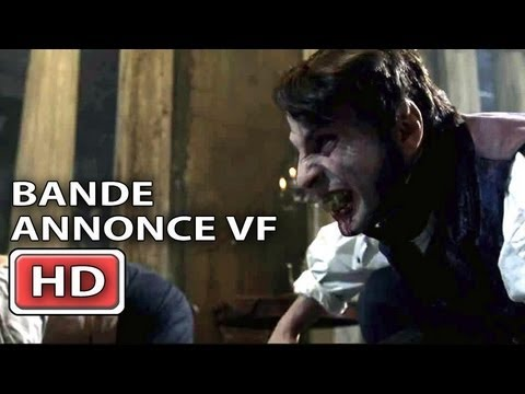 Abraham Lincoln Chasseur de Vampires Bande Annonce VF