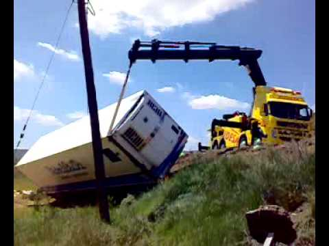 Cuantos litros de gasoil lleva un trailer