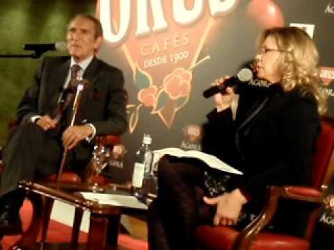 ANTONIO GALA habla de ZARAGOZA y HUESCA . Entrevista de MARICRUZ SORIANO.AVI