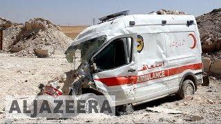 Syrian army encircles ISIL in Deir Az Zor - ALJAZEERAENGLISH