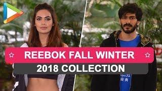 Esha Gupta & Harshvardhan Kapoor at LAUNCH of Reebok Fall Winter 2018 Collection part 1 - HUNGAMA