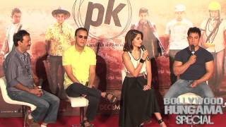 How Should I Use PK? Anushka Sharma - HUNGAMA
