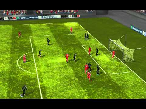 FIFA 14 Android - jordan23lol VS ASSE