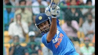 Rohit Sharma's 142 run knock vs Sri Lanka - IANSINDIA