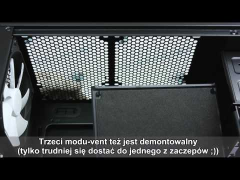 Fractal Design Define R5 - video recenzja i testy na żywo