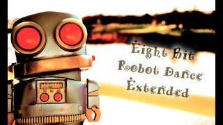 Royalty Free Eight Bit Robot Dance Extended:Eight Bit Robot Dance Extended