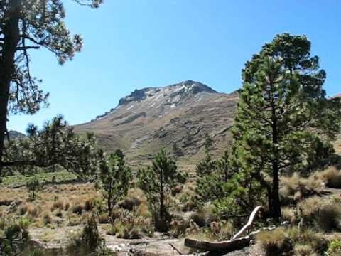 La Malinche volcano - Tlaxcala, Mexico