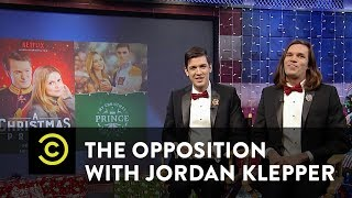Going at the Movies: The Seasonal Leftist Thought Machine - The Opposition w/ Jordan Klepper - COMEDYCENTRAL