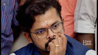 S Sreesanth Interview: SC Removes Ban On Sreesanth, Asks BCCI To Take Fresh Decision - ITVNEWSINDIA
